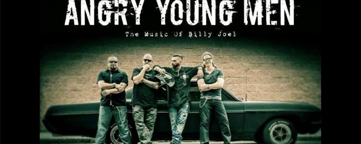 ANGRY YOUNG MEN (Billy Joel Tribute) | KJ Farrells | Bar and Grill